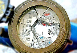Ontdooisnoer voorkomt bevoren watermeter